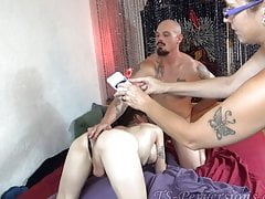 Wife Records Hubby with  Prostitute