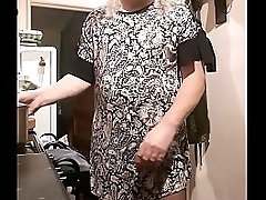 Adult Tranny Michelle Kitchenette Goddess