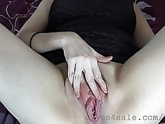 Shagging My Brother Before My Date Squirting Dildo