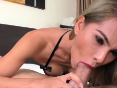 Shemales indiscretion cummed in