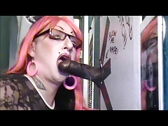 CD TV Deepthroats Phat BBC AT GLORYHOLE